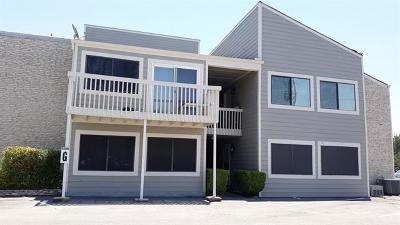 Lago Vista Condo/Townhouse Pending - Taking Backups: 5801 Thunderbird St #B-20