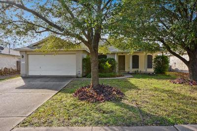 Round Rock TX Single Family Home Pending - Taking Backups: $229,900