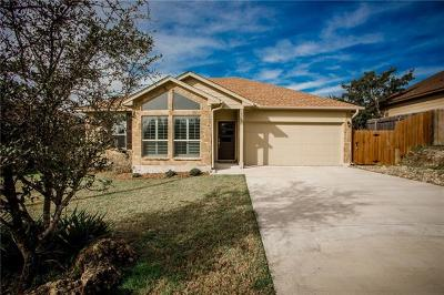 Dripping Springs Single Family Home For Sale: 10050 Janet Loop