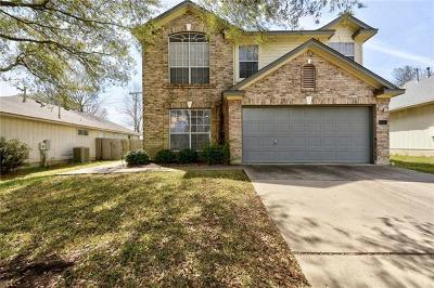 Single Family Home For Sale: 2901 Single Trace Ct