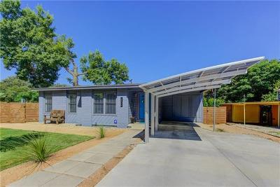 Single Family Home For Sale: 4800 Woodview Ave