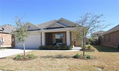 Leander Single Family Home For Sale: 109 Magpie Goose Ln