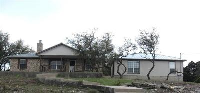 Dripping Springs Single Family Home For Sale: 400 Pioneer Trl