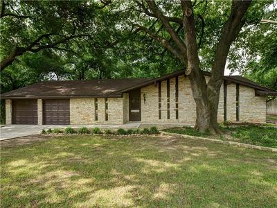 Austin Single Family Home For Sale: 1109 Newport Ave