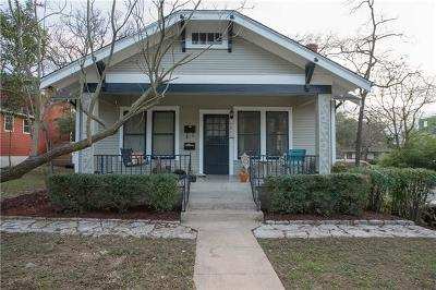 Austin Single Family Home For Sale: 701 Keasbey St