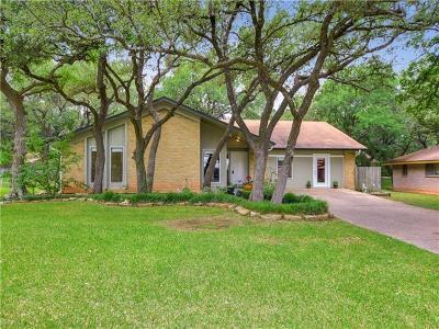 Cedar Park Single Family Home For Sale: 2407 Dior Dr
