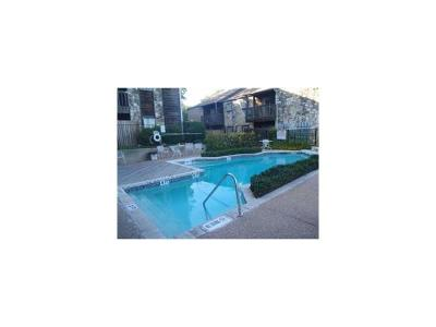 Austin Condo/Townhouse For Sale: 6903 Deatonhill Dr #15