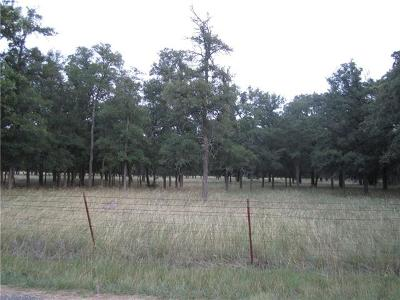 Williamson County Residential Lots & Land For Sale: 400 County Road 221