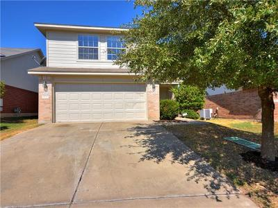 Pflugerville, Round Rock Single Family Home For Sale: 14720 Lipton Ln
