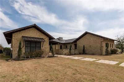 Hays County, Travis County, Williamson County Single Family Home For Sale: 12713 Monte Castillo Pkwy