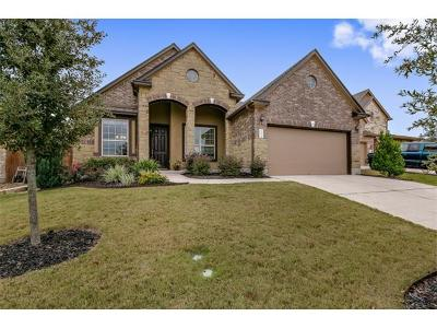 Austin Single Family Home For Sale: 18421 Deep Well Dr