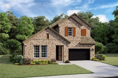 Leander Single Family Home For Sale: 409 Mistflower Springs Dr