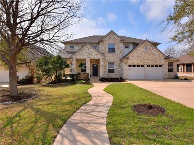 Austin Single Family Home For Sale: 5323 Bull Run