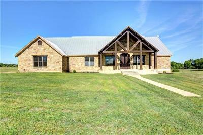 Smithville Single Family Home For Sale: 172 Hall Rd