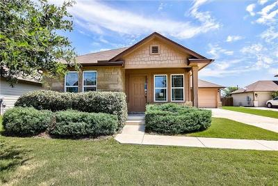 Hutto Single Family Home For Sale: 219 Cloud Rd