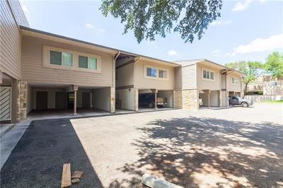 Horseshoe Bay Condo/Townhouse For Sale: 306 Out Yonder #158