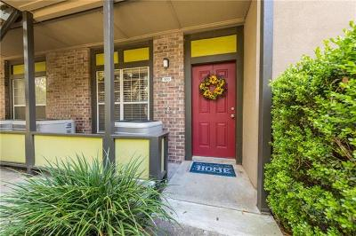 Austin Condo/Townhouse For Sale: 7685 Northcross Dr #503