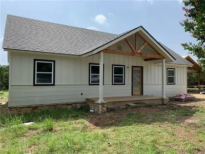 Wimberley Single Family Home Active Contingent: 13 Pecos Dr