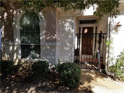 Austin Single Family Home For Sale: 15620 Interlachen Dr