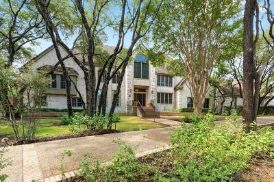 Travis County Single Family Home For Sale: 4226 Hidden Canyon Cv