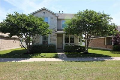 Cedar Park Single Family Home For Sale: 1513 Legend Oaks Ln