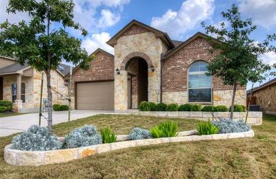 Leander Single Family Home For Sale: 2400 Lyla Ln