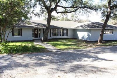 Travis County, Williamson County Single Family Home Active Contingent: 10734 Centennial Trl