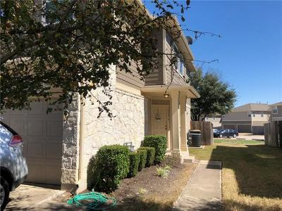 Pflugerville Condo/Townhouse Pending - Taking Backups: 14509 Charles Dickens Dr #B