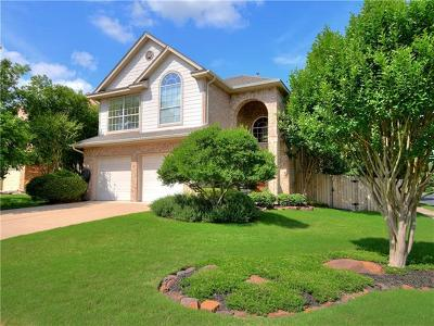 Hays County, Travis County, Williamson County Single Family Home For Sale: 6900 Telluride Trl