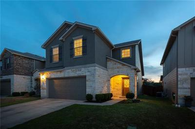 Hays County, Travis County, Williamson County Single Family Home For Sale: 1421 Canopy Creek Way