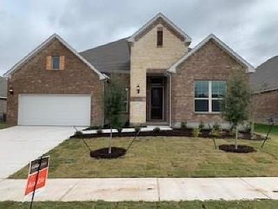 Leander Single Family Home For Sale: 612 Sunny Ridge Dr