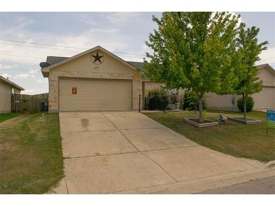 Williamson County Single Family Home Pending - Taking Backups: 116 Amber Ln