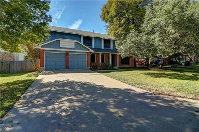 Austin Single Family Home For Sale: 12331 Cahone Trl