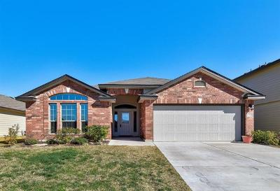 Jarrell Single Family Home For Sale: 136 Igneous Ln