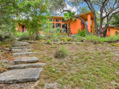 Canyon Lake TX Single Family Home For Sale: $525,000