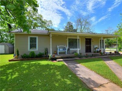 Elgin Single Family Home Pending - Taking Backups: 211 W Austin St