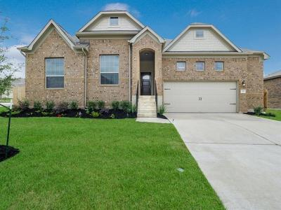 Siena, Siena Sec 24 Ph 1, Siena Sec 25, Siena Sec 26 Single Family Home For Sale: 7720 Arezzo Dr