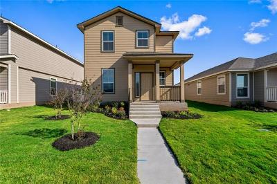 Pflugerville Single Family Home For Sale: 224 Cane River Rd