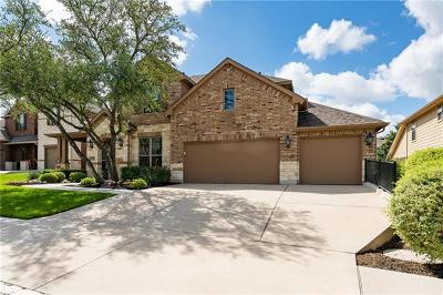 Georgetown Single Family Home For Sale: 316 Guadalupe River Ln