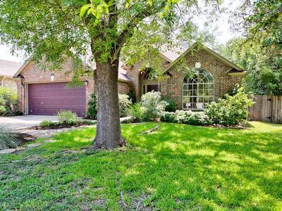 Cedar Park Single Family Home Pending - Taking Backups: 2710 Aster Pass
