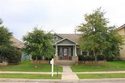 Single Family Home For Sale: 430 Hogan