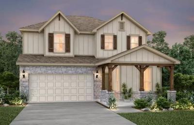 Buda Single Family Home For Sale: 271 Beechnut Dr