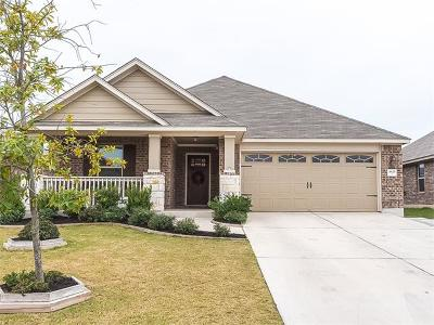 Pflugerville Single Family Home For Sale: 4621 Rolling Water Dr