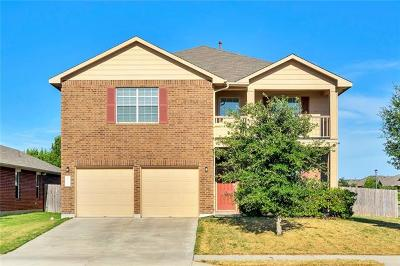 Pflugerville Single Family Home For Sale: 20201 Harrier Flight Trl