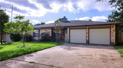 Travis County, Williamson County Single Family Home For Sale: 12003 Wander Ln