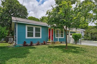 Travis County, Williamson County Single Family Home For Sale: 5502 Joe Sayers Ave