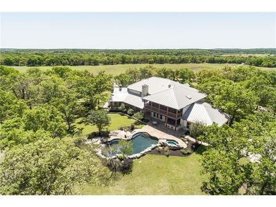 Dripping Springs Farm For Sale: 1610 Creek Rd