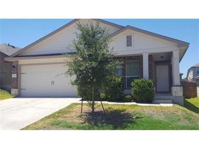 Killeen Single Family Home For Sale: 9513 Fratelli Ct