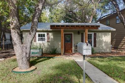Single Family Home For Sale: 4608 Gonzales St