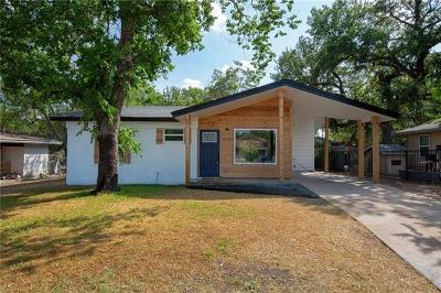 Austin Single Family Home For Sale: 5105 Star Light Ter